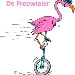 flamingo De Freewieler logo